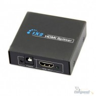 Distribuidor Splitter Hdmi 1x2 1.4v 4k2k Full HD 3d